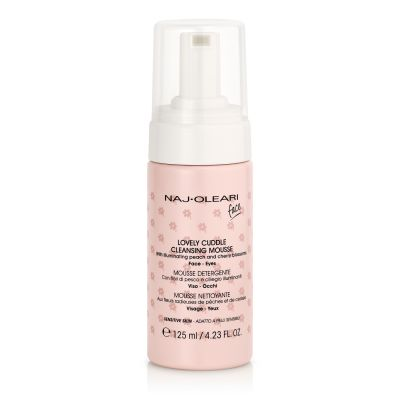 Lovely Cuddle Cleansing Mousse