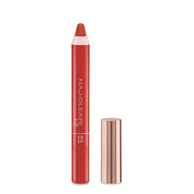 Shine Vibes Lipstick 03 Rosso Perlato