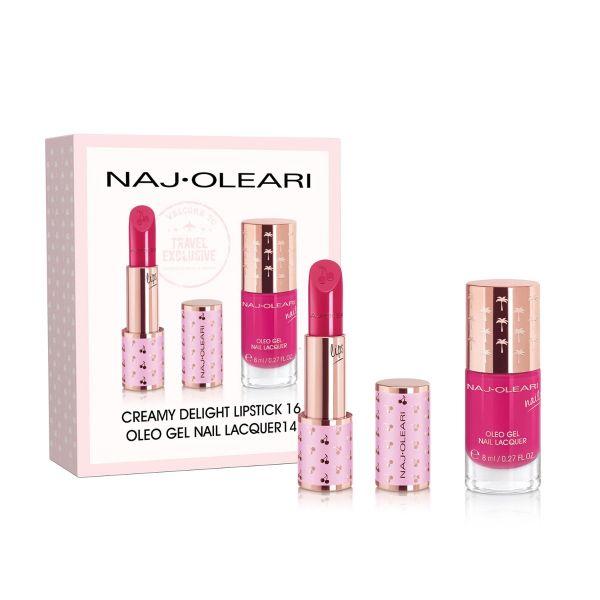 Lips & Nails Pink Kit